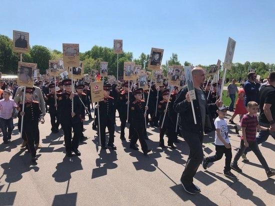 Где в Туле пройдет традиционный памятный марш «Бессмертного полка»