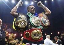 Украинский боксер Усик отказался от титула и боя с Лебедевым