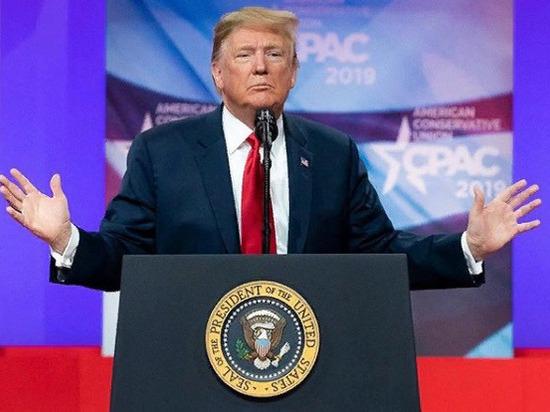 Трамп предложил уволить обвинившего его главу комитета по разведке
