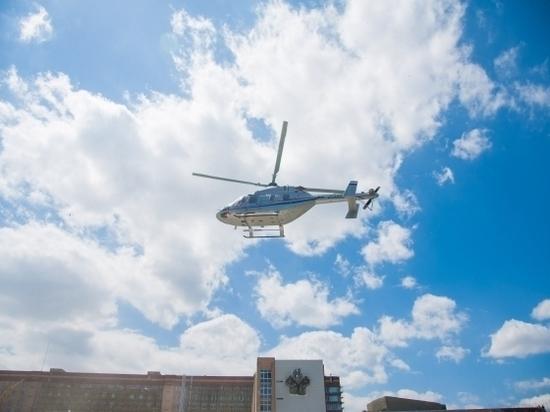Волгоградский вертолет санавиации спас жизни 79 детей