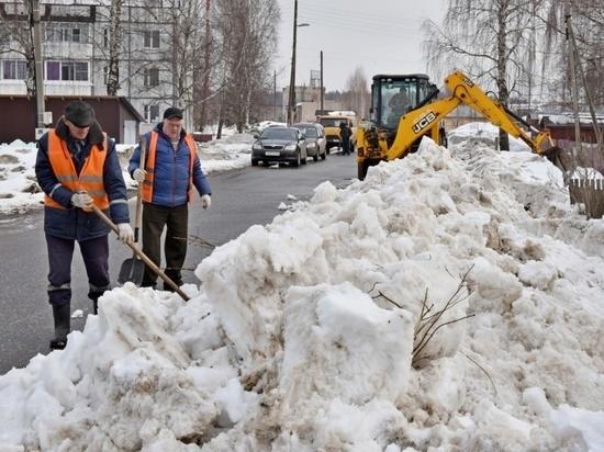 В Кирове начали готовиться к паводку