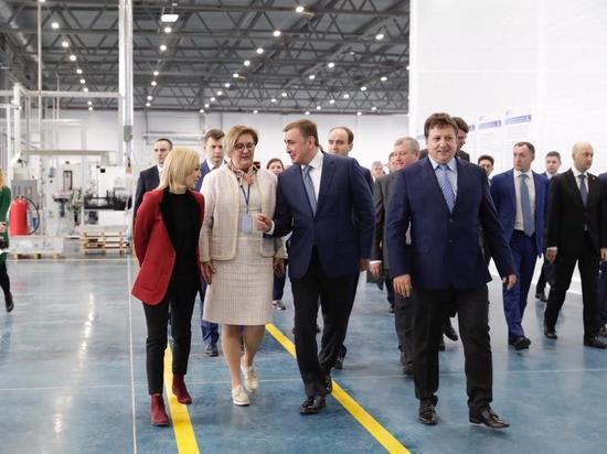 Ставропольский «Арнест» запустил завод в Тульской области