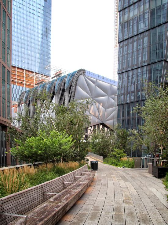 Новый центр искусств открылся в Манхэттене