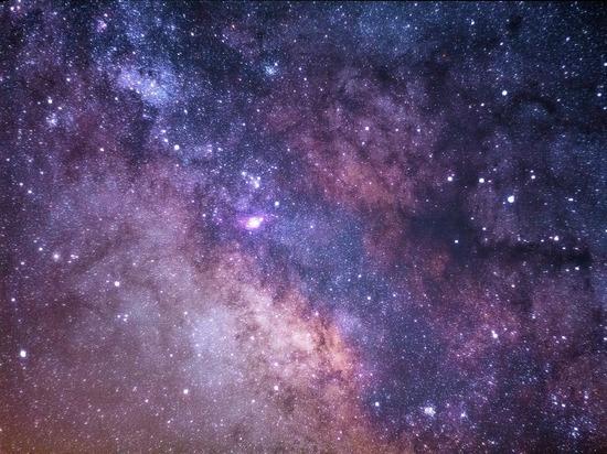 Американские астрономы обнаружили вторую галактику без темной материи