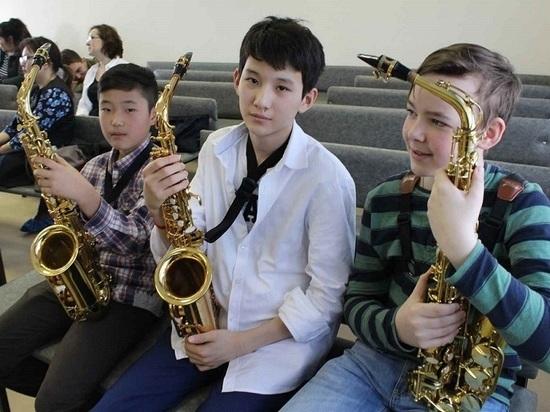 В калмыцкой столице проведен гала-концерт детских талантов