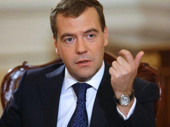 Дмитрий Медведев сообщил о сложностях в Мордовии