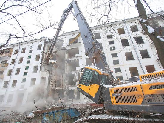 Реновация шагает по столице