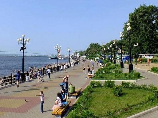Плитка для людей с ограниченными возможностями появится на набережной Хабаровска