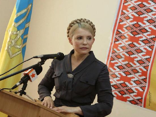 """Тимошенко заверила об отсутствии планов организовать """"майдан"""" в случае поражения"""