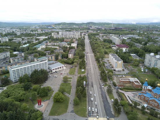 Проспект Первостроителей отремонтируют в Комсомольске-на-Амуре