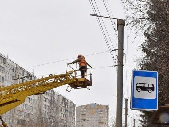 В Кирове заменили более 2 тысяч светильников