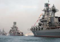ЧФ сопровождает корабли НАТО в Черном море