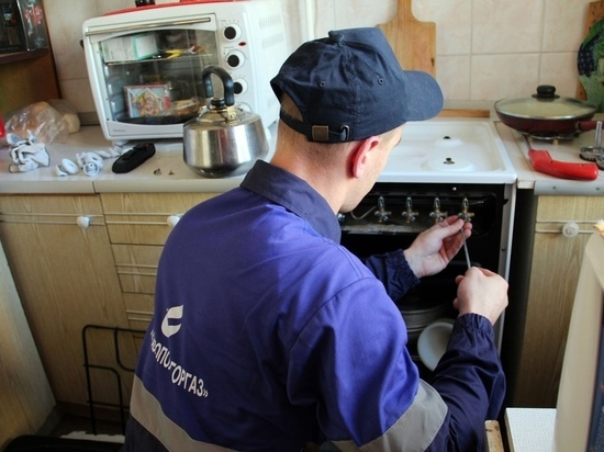 Сотни многоквартирных домов обошли в Ставрополе газовики