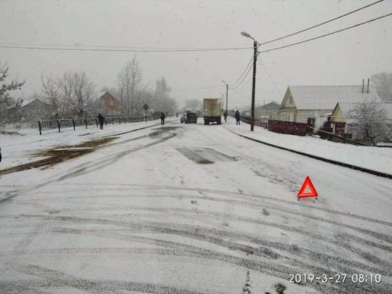 Две пассажирки «Ауди» попали в больницу после ДТП в Мордовии