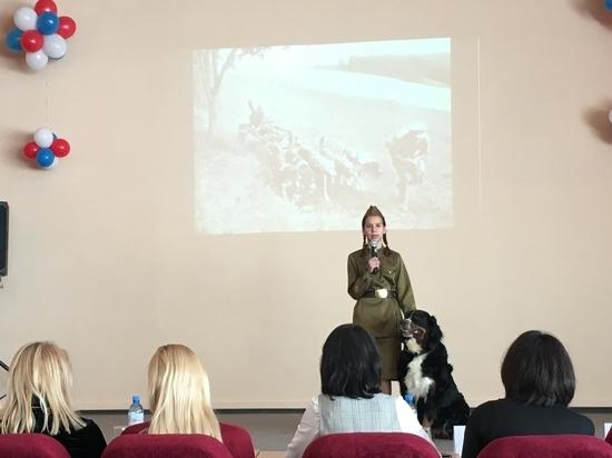 В Симферополе прошёл второй этап конкурса «Мы - наследники Победы!»