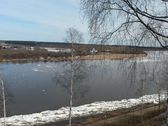 В Гидрометцентре рассказали, каким будет половодье-2019 в Кирове