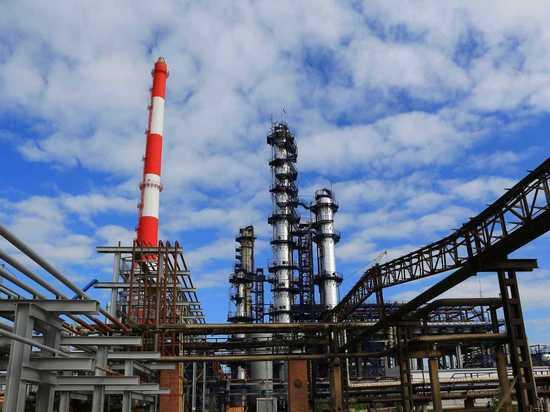 На Орском НПЗ (ПФГ САФМАР) объяснили 25-процентный прирост выработки эффективностью новых объектов