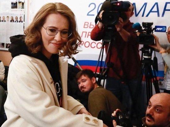Кто мешает предвыборной гонке Ксении Собчак