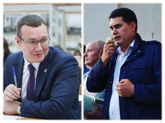 Избирательная компания в Туле началась грязно