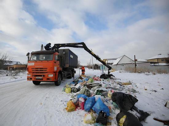 По какому графику в Волгограде вывозят мусор из частного сектора
