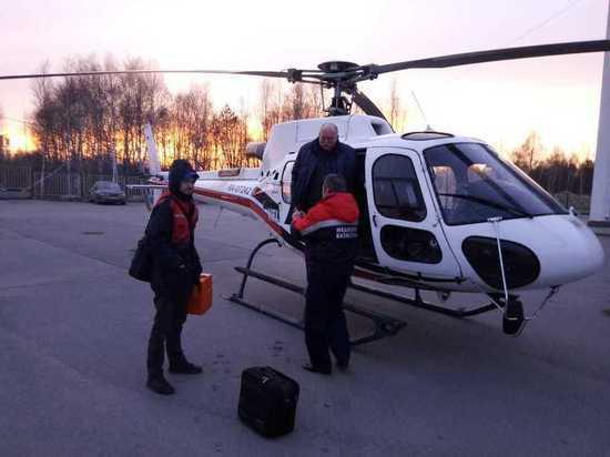 В Екатеринбург доставили сотрудника ДПС, пытавшего застрелиться