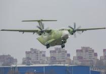 «Ил» раскрыл подробности разработки самолета Ил–112В