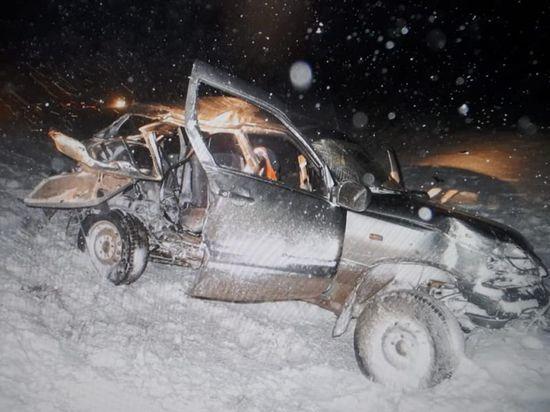 Страшная авария в Башкирии: погибла 58-летняя женщина