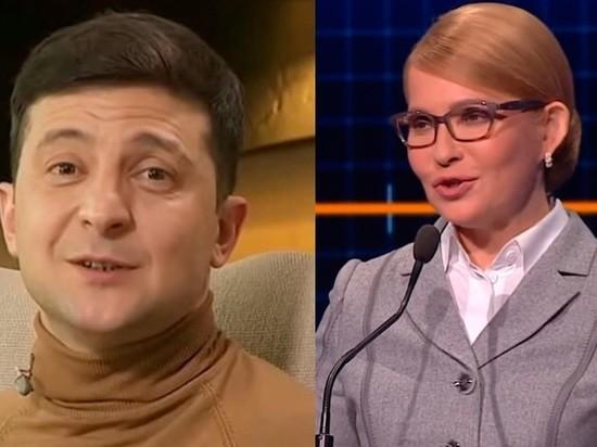 Найем: штабы Зеленского и Тимошенко ведут переговоры о коалиции