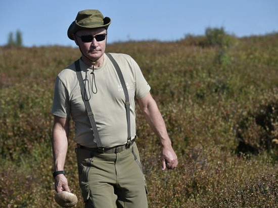 Песков рассказал, как часто Путин готовит