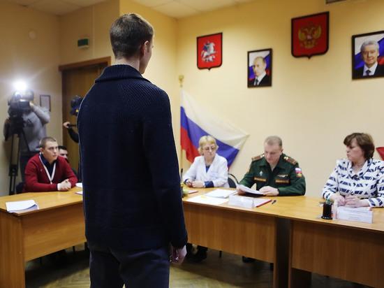 Минобороны России разъяснило особенности весеннего призыва