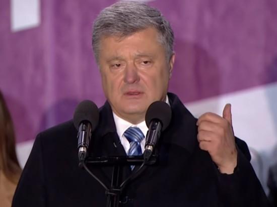 Порошенко начал лидировать на выборах президента Украины с 28%
