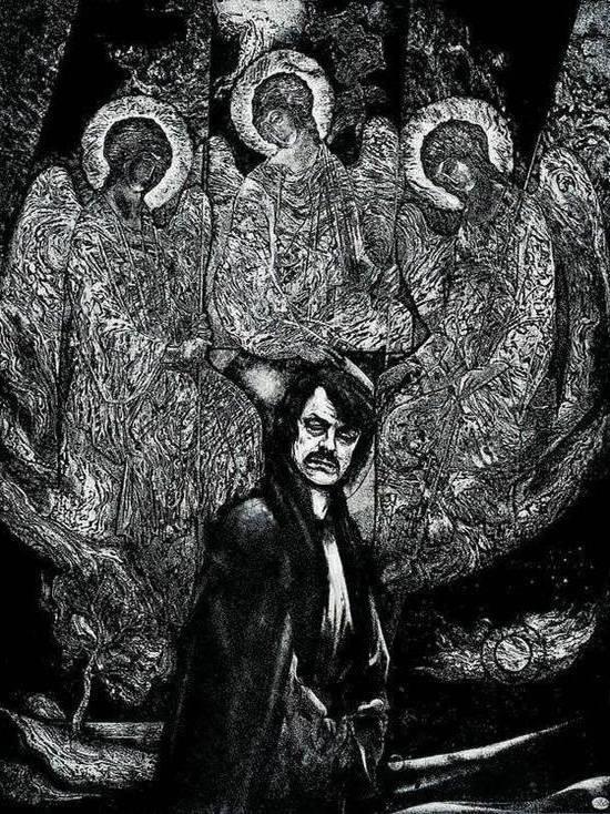 Сквозь «Шум времени» проведет  выставка Надира Альмеева в Казани