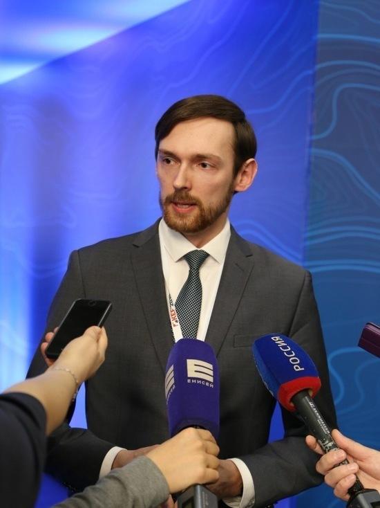 Руководитель дирекции «Енисейской Сибири» рад Максиму Орешкину и поддерживает инициативы главы Тувы
