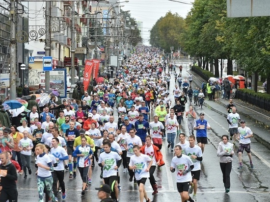 Более тысячи человек уже зарегистрировались на Пермский международный марафон