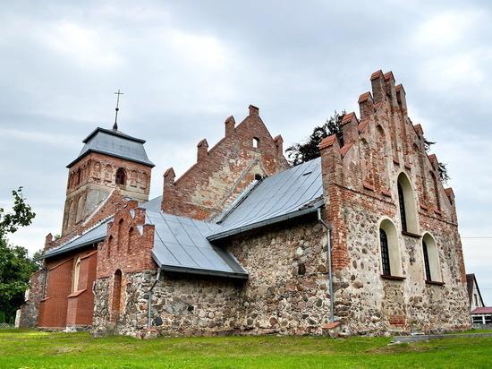 Кирха под Полесском: мирное сосуществование лютеран и православных