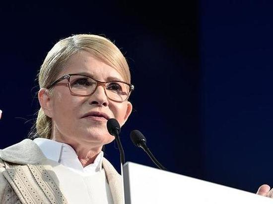 В штабе Тимошенко заявили о ее выходе во второй тур