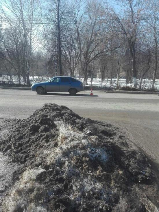 В Саранске под колеса легковушки попала 5-летняя девочка