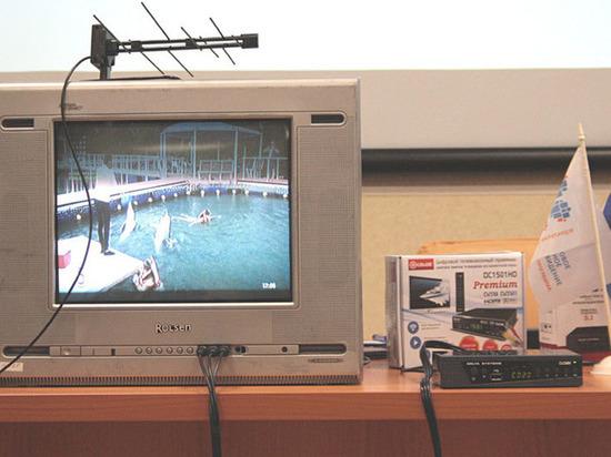 Крупные торговые сети будут продавать устройства для цифрового ТВ в Кировской области