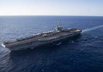 Матросы ядерного авианосца ВМС США признались в употреблении ЛСД