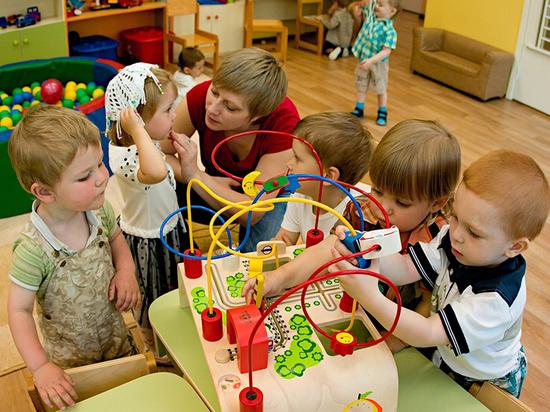 Детский сад Ульяновска № 209 победил на Всероссийском конкурсе