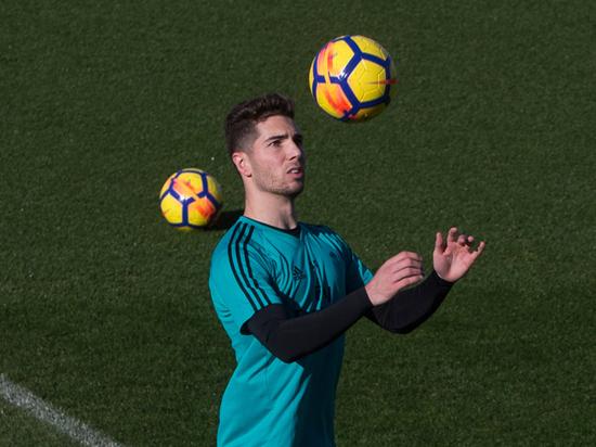 За «Реал» дебютировал сын Зидана: пропустил уже на третьей минуте