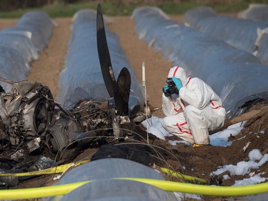 У разбившегося самолета Наталии Филевой не было «черных ящиков»