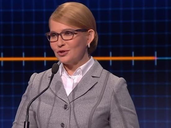Тимошенко сократила отставание от Порошенко