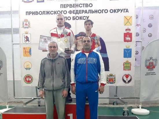Мордовские боксёры завоевали три медали в Арзамасе