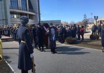 Фото: в Туле прощаются с прославленным конструктором Макаровцем