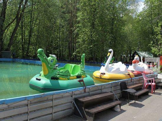 Строительство парка развлечений под Казанью откладывается