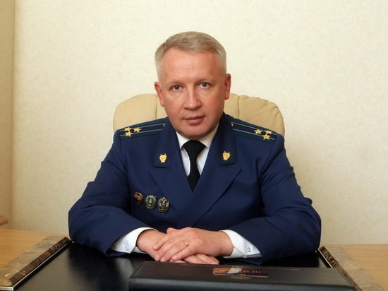 Зампрокурора Воронежской области Иван Панченко ушел на повышение