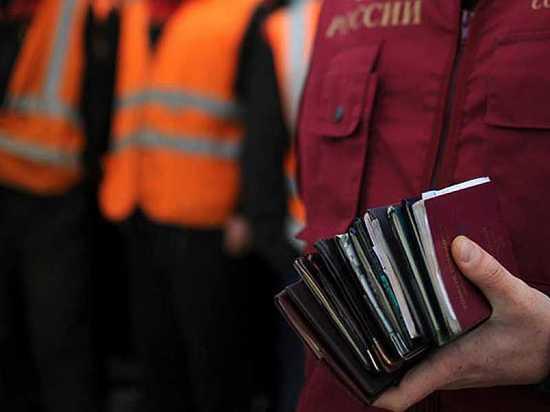 С начала года восемь нелегалов «проводили» из Мордовии