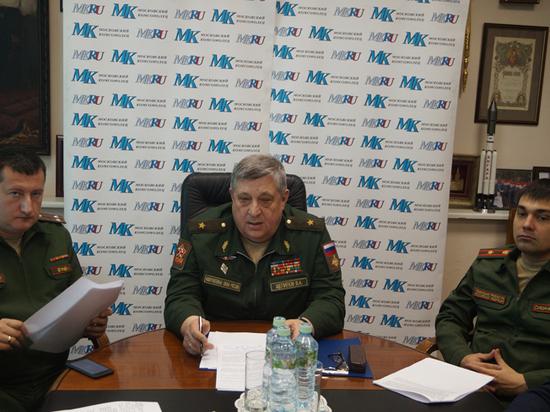 Военком Москвы рассказал об особенностях весенней призывной кампании