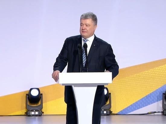 Саакашвили сообщил, что Порошенко нанял израильского
